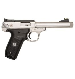 """SMITH & WESSON SMITH & WESSON 22 VICTORY THREADED BARREL 5.5"""" BBL 10 SHOT PISTOL"""