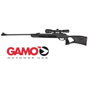 GAMO MAGNUM PRECISION AIR RIFLE .22 W/ 3-9X40 SCOPE