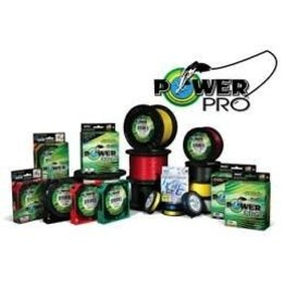 POWER PRO POWER PRO 20LB 100YDS MOSS GREEN