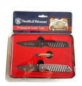 SMITH & WESSON SMITH & WESSON  2 PC FOLDING KNIFE SET