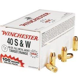 WINCHESTER WINCHESTER 40 S&W 165GR
