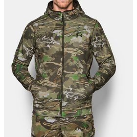 UNDER ARMOUR UNDER ARMOUR MEN'S THREADBORNE EARLY SEASON HOODIE