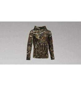 UNDER ARMOUR UNDER ARMOUR BOY'S ICON CAMO HOODIE CAMO 900
