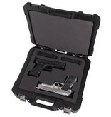 FLAMBEAU OUTDOORS FLAMBEAU DOUBLE WALL DOUBLE PISTOL CASE 13.5""
