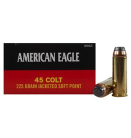 FEDERAL FEDERAL AE 45 COLT 225 GR JACKETED SP