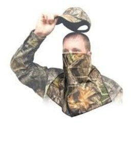 PRIMOS PRIMOS NINJA COTTON 1/2 MASK MOSSY OAK