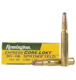 REMINGTON REMINGTON 30-06 SPFLD 180GR SP