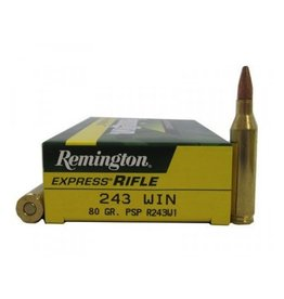 REMINGTON REMINGTON R243W1 243 WIN 80 GR PSP