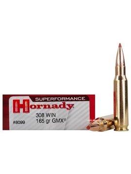 HORNADY HORNDAY 308 WIN 165GR GMX SP