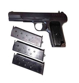 USED TOKAREV T33 7.62X25 RUSSIAN SURPLUS
