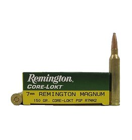 REMINGTON REMINGTON R7MM2 7MM REM MAG 150Gr PSPCL