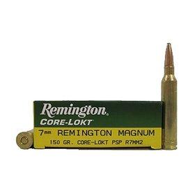 REMINGTON REMINGTON R7MM2 7MM REM MAG 150Gr PSPCL