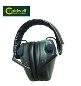 CALDWELL CALDWELL E-MAX ELECTRONIC STEREO HEARING PROTECTION MUFFS