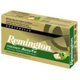"REMINGTON REMINGTON PRA 12M 12 GUAGE 3"" 385GR ACCUTIP SABOT"