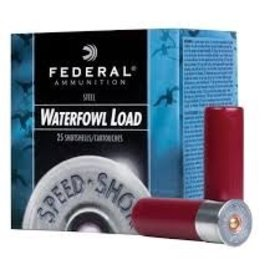 "FEDERAL FEDERAL WATERFOWL LOAD 12GA  2.75"" 1 1/8"" OZ BB STEEL"