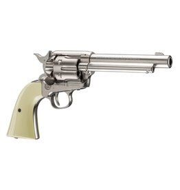 UMAREX COLT PEACEMAKER SINGLE ACTION ARMY 45 .177 NICKEL