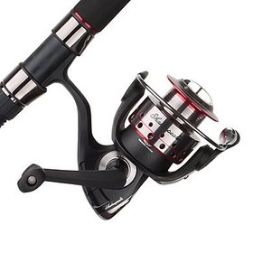 SHAKESPEARE SHAKESPEARE UGLY STIK GX2 SPINNING ROD 6' MEDIUM COMBO