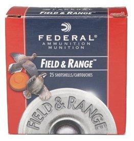 FEDERAL FEDERAL FIELD AND RANGE 12GA #7.5 1OZ 3 1/4