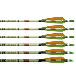 "EASTON EASTON CROSSBOW HUNTER BOLTS 23.5""DN 4""VANES 12PK"