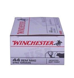 WINCHESTER WINCHESTER 44 REM MAG 240GR JSP