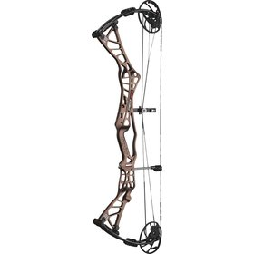 "HOYT ARCHERY HOYT HYPER EDGE 60# RH #2 27.5-29.5"" HARVEST BROWN"