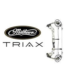 "MATHEWS MATHEWS TRIAX 85% RH60# 29"" LOST XD"