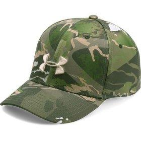 UNDER ARMOUR UNDER ARMOUR WOMEN'S CAMO SNAPBACK CAP
