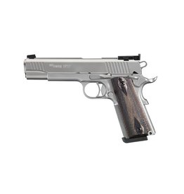 SIG SAUER SIG SAUER 1911 9MM 5IN MATCH ELITE STAINLESS FINISH 9RD STEEL MAG