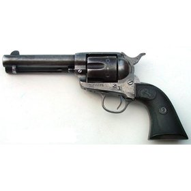 UMAREX COLT SINGLE ACTION ARMY 45 .177 PELLET NICKEL