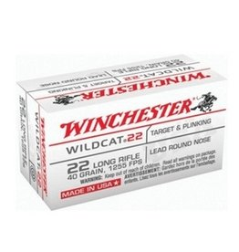 WINCHESTER WINCHESTER WILDCAT 22LR 40GR SINGLE