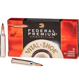 FEDERAL FEDERAL PREMIUM C.308 WIN. 180GR NOSLER PARTITION