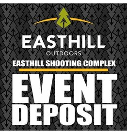 EASTHILL OUTDOORS EASTHILL AXE THROWING GROUP DEPOSIT