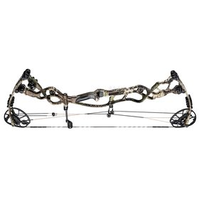 "HOYT CARBON RX-1 ULTRA HYPER EDGE RH 70# (#3 28-31"")"