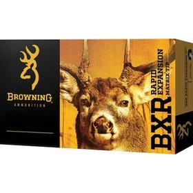 BROWNING BROWNING BXR 6.5 CREEDMOOR 129GR 20 RDS