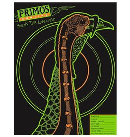 PRIMOS PRIMOS VISI SHOT TURKEY TARGET 10PK