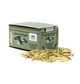 FEDERAL FEDERAL 5.56 NATO 62 GR FMJ 150 RDS LOOSE