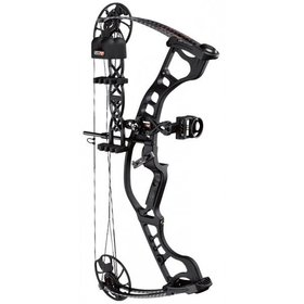 "HOYT ARCHERY HOYT IGNITE PACKAGE RH 15-60# (19-30"") BLACKOUT"