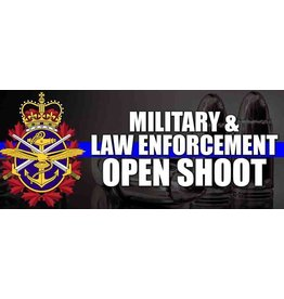 EASTHILL OUTDOORS EHO MILITARY/LAW ENFORCEMENT SHOOT - Monday March 26