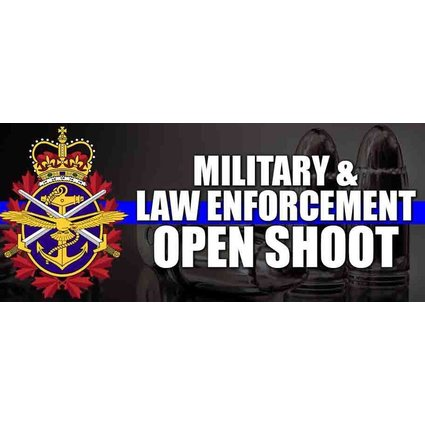 EASTHILL OUTDOORS EHO MILITARY/LAW ENFORCEMENT SHOOT - MONDAY JULY 30