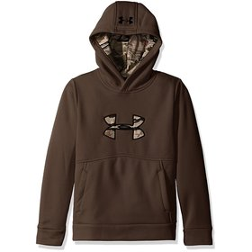 UNDER ARMOUR UNDER ARMOUR BOY'S ICON CALIBER HOODIE 241