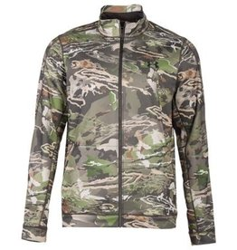 UNDER ARMOUR UNDER ARMOUR MEN'S TB EARLY SEASON FULL ZIP CAMO