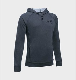 UNDER ARMOUR UNDER ARMOUR BOY'S SHORELINE HOODIE 090