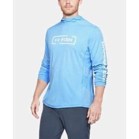 UNDER ARMOUR UNDER ARMOUR MEN'S FISH HUNTER TECH HOODIE