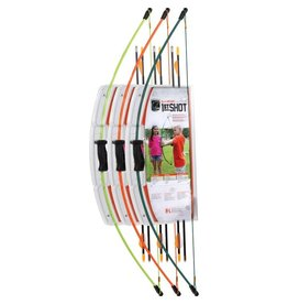 BEAR ARCHERY BEAR YOUTH ARCHERY 1ST SHOT ORANGE RH & LH