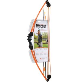BEAR ARCHERY BEAR YOUTH ARCHERY SCOUT ORANGE RH & LH