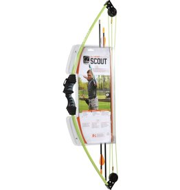 BEAR ARCHERY BEAR YOUTH ARCHERY SCOUT GREEN RH & LH