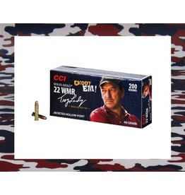 CCI CCI SWAMP PEOPLE 22 WMR MAXI MAG 40 GR