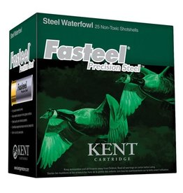 "KENT CARTRIDGE KENT CARTRIDGE FASTEEL 3"" 20GA 7/8OZ 4 SHOT"