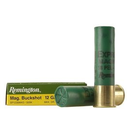 "REMINGTON REMINGTON MAG BUCKSHOT 12 GA 3 1/2"" 00BK"