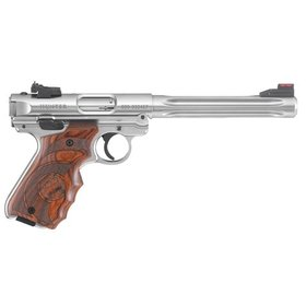 RUGER RUGER MARK IV HUNTER SEMI-AUTO 22LR STAINLESS
